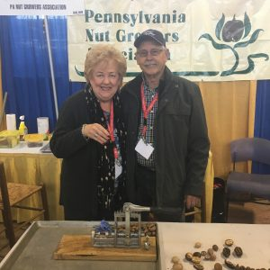 Don and Ann Jackson at PA Farm Show 2017