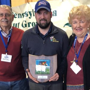 Winning Best Display Booth at PA Farm Show 2019